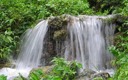壁纸 风景 旅游 瀑布 山水 桌面 500_314